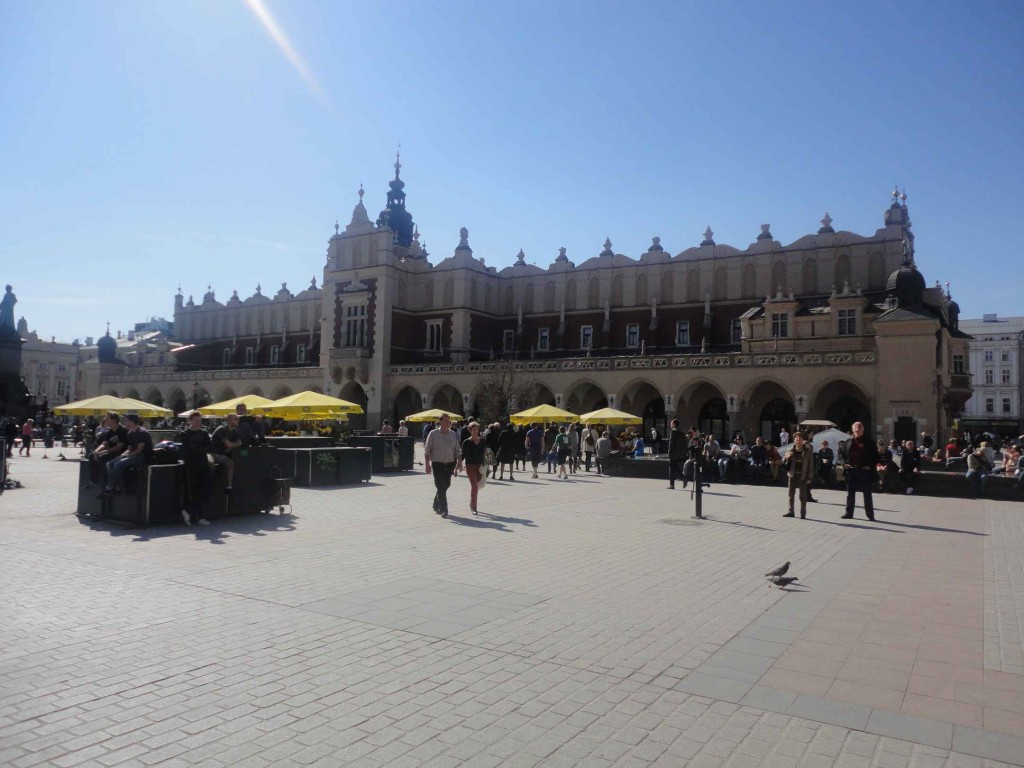 Main Square in Krakow